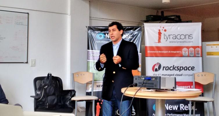 Leonardo Alvarez explica qué los diferencia de otros proveedores de hosting