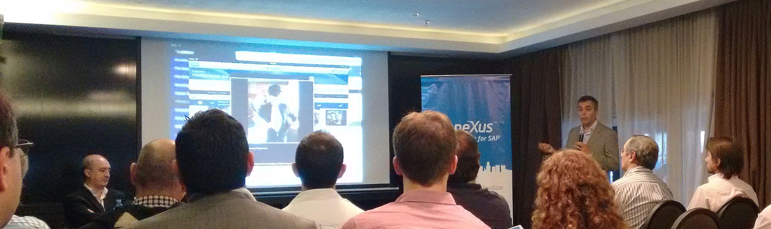 Genexus: SAP también se hace móvil