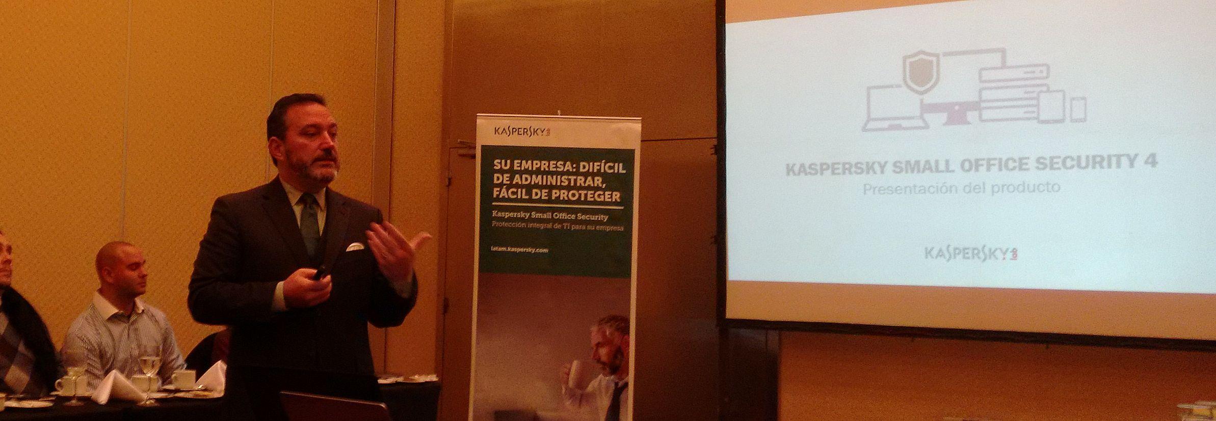 Kaspersky: Más ofertas para las PyMEs