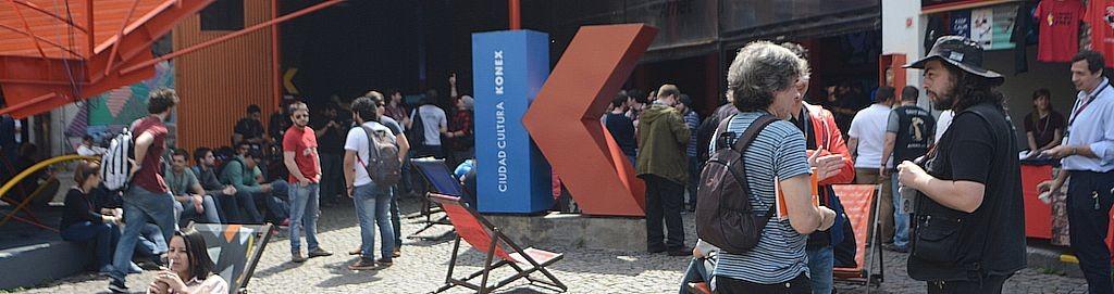 Durante cinco días Ciudad Konex es copada por nerds, geeks y freaks de toda laya (foto gentileza Singularis)