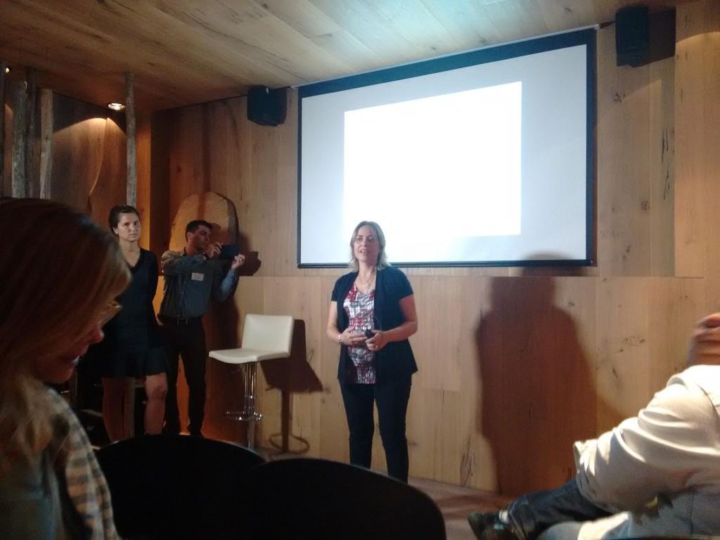Karina Carreras de FSC expone los lineamientos necesarios para adquirir una certificación LEED