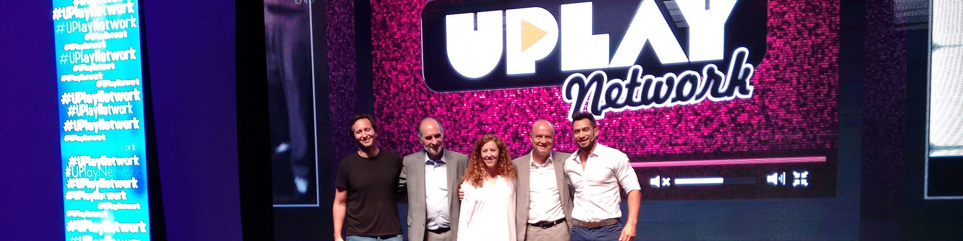 uPlay Network: la oficialización de los youtubers