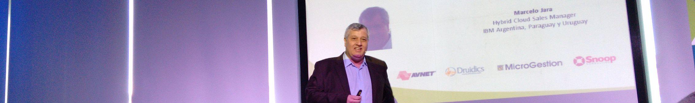 "IBM Hybrid Cloud Innovation Tour: ""cada empresa es una empresa de software"""