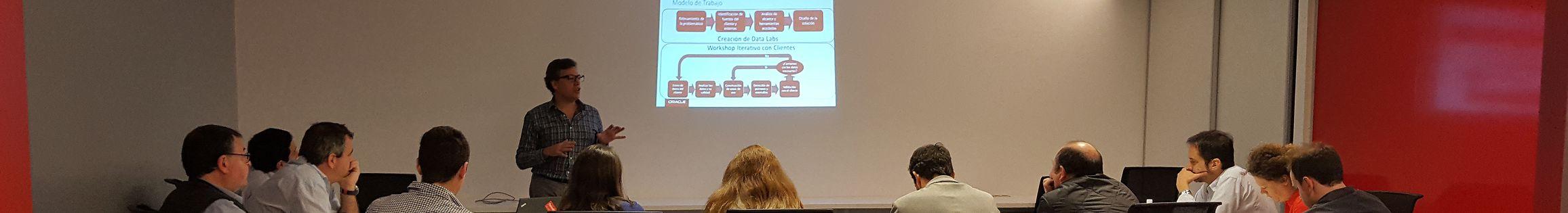 Oracle Innovation Center: a investigar que se acaba el mundo… de los negocios