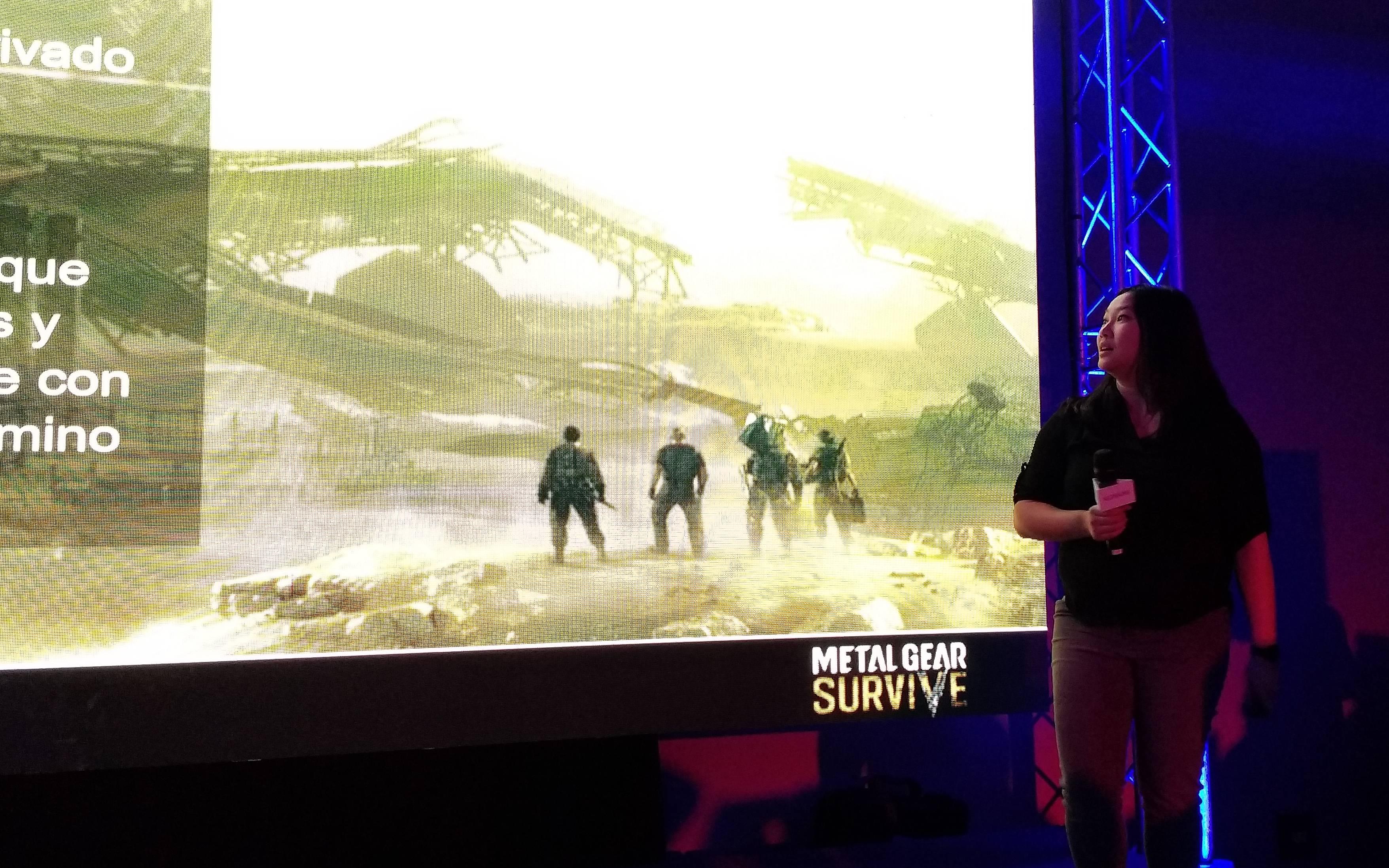 Konami: nuevos juegos 2018