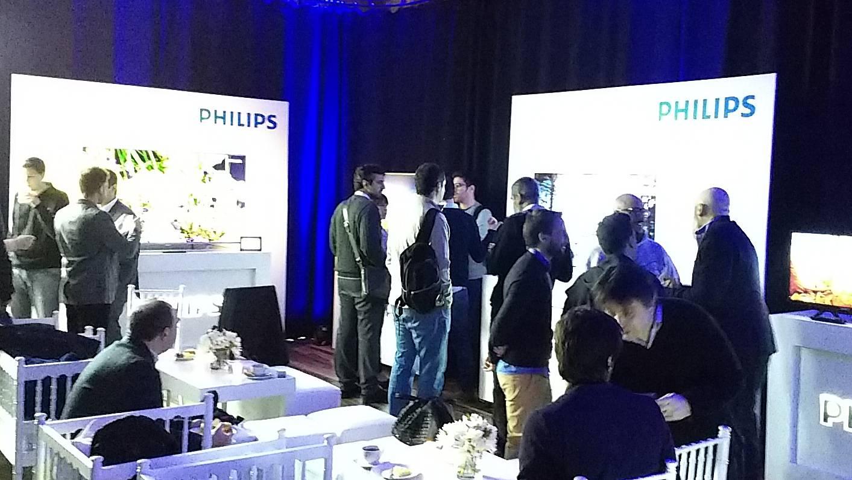 """Philips TV: """"Todos tienen la misma tecnología"""""""