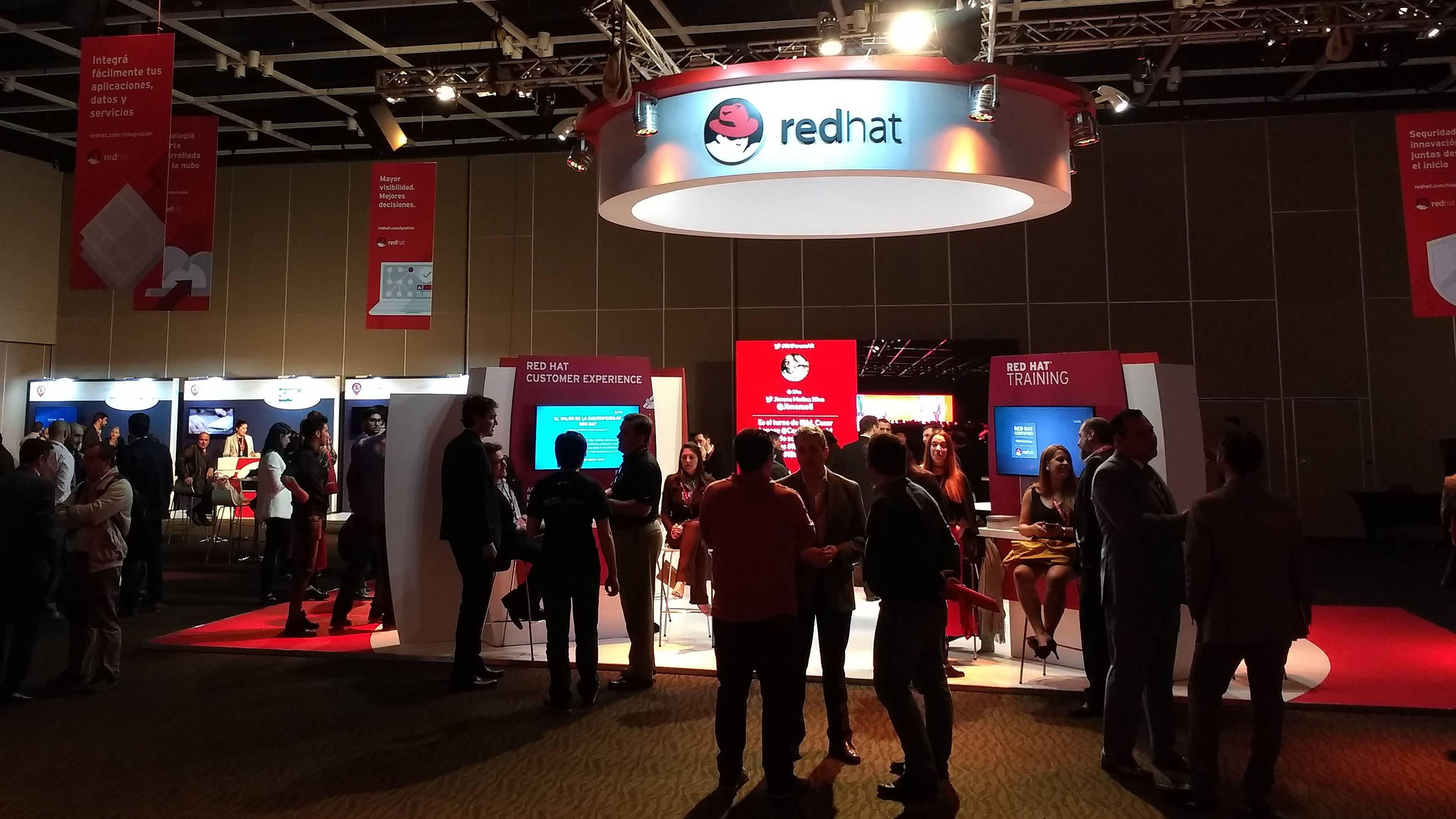 """Red Hat Forum 2017: """"Tengo el poder…"""""""