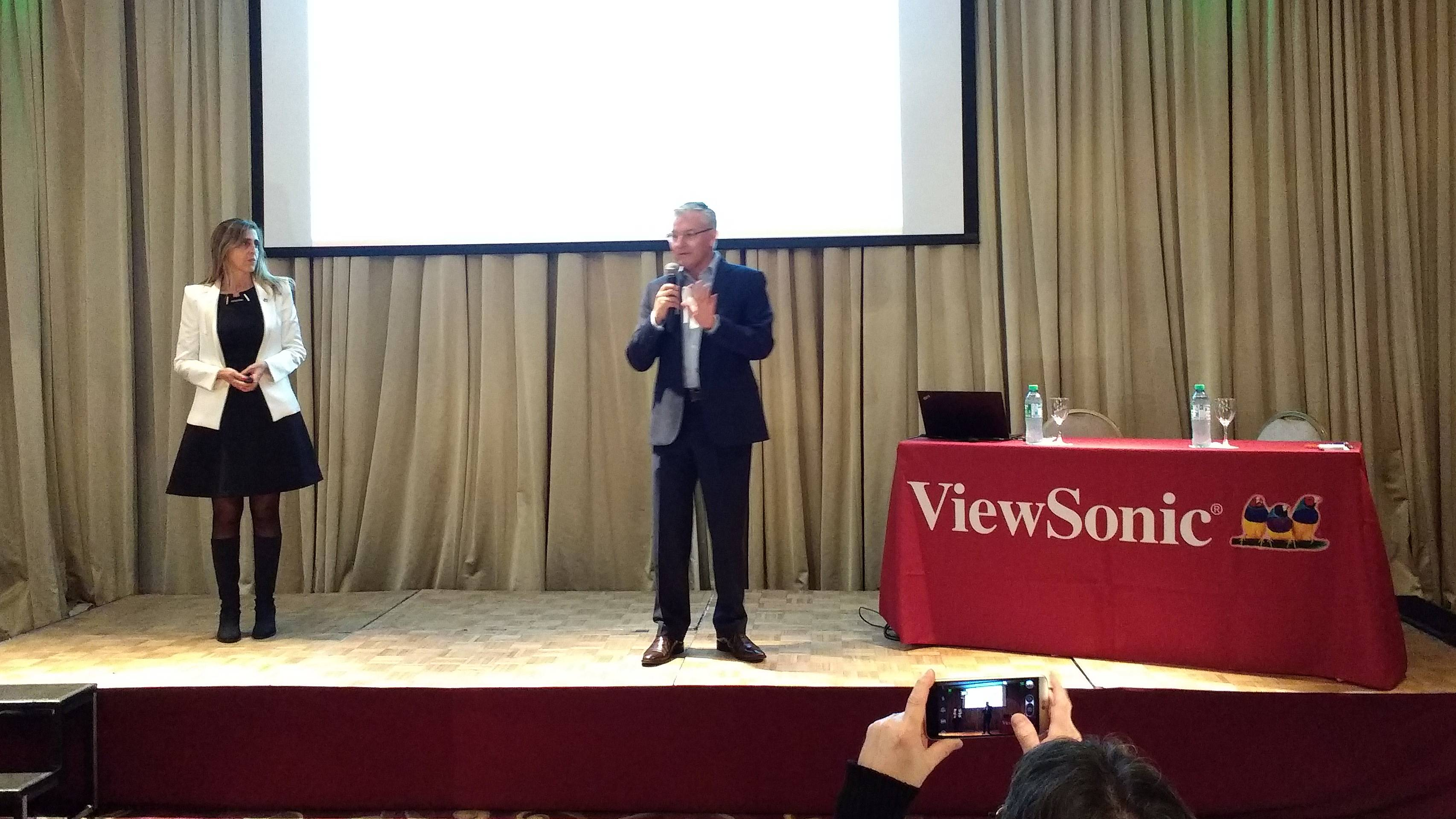 Viewsonic: Educación y gaming en la mira