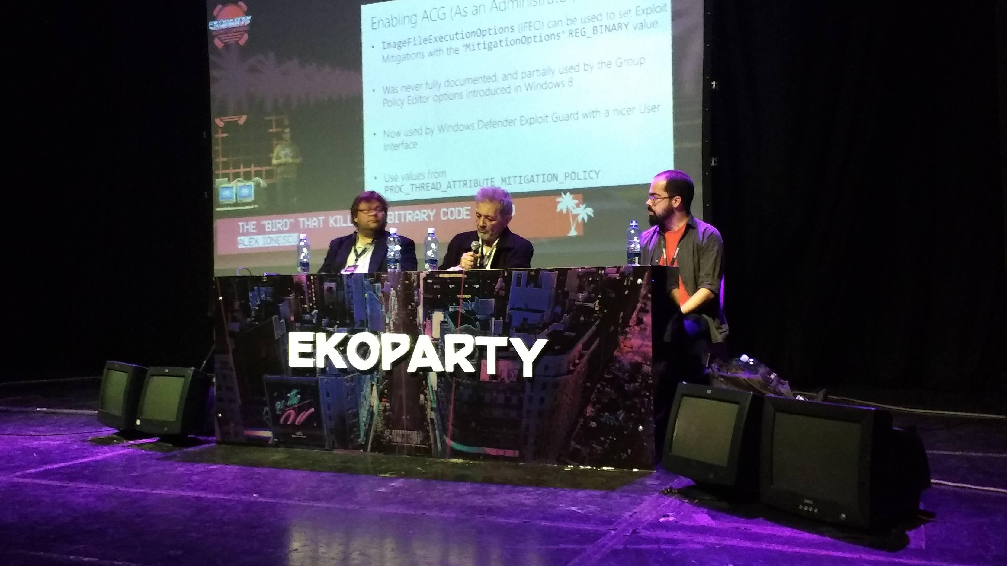 Especial Ekoparty 2017: hablemos de Voto electrónico… en serio