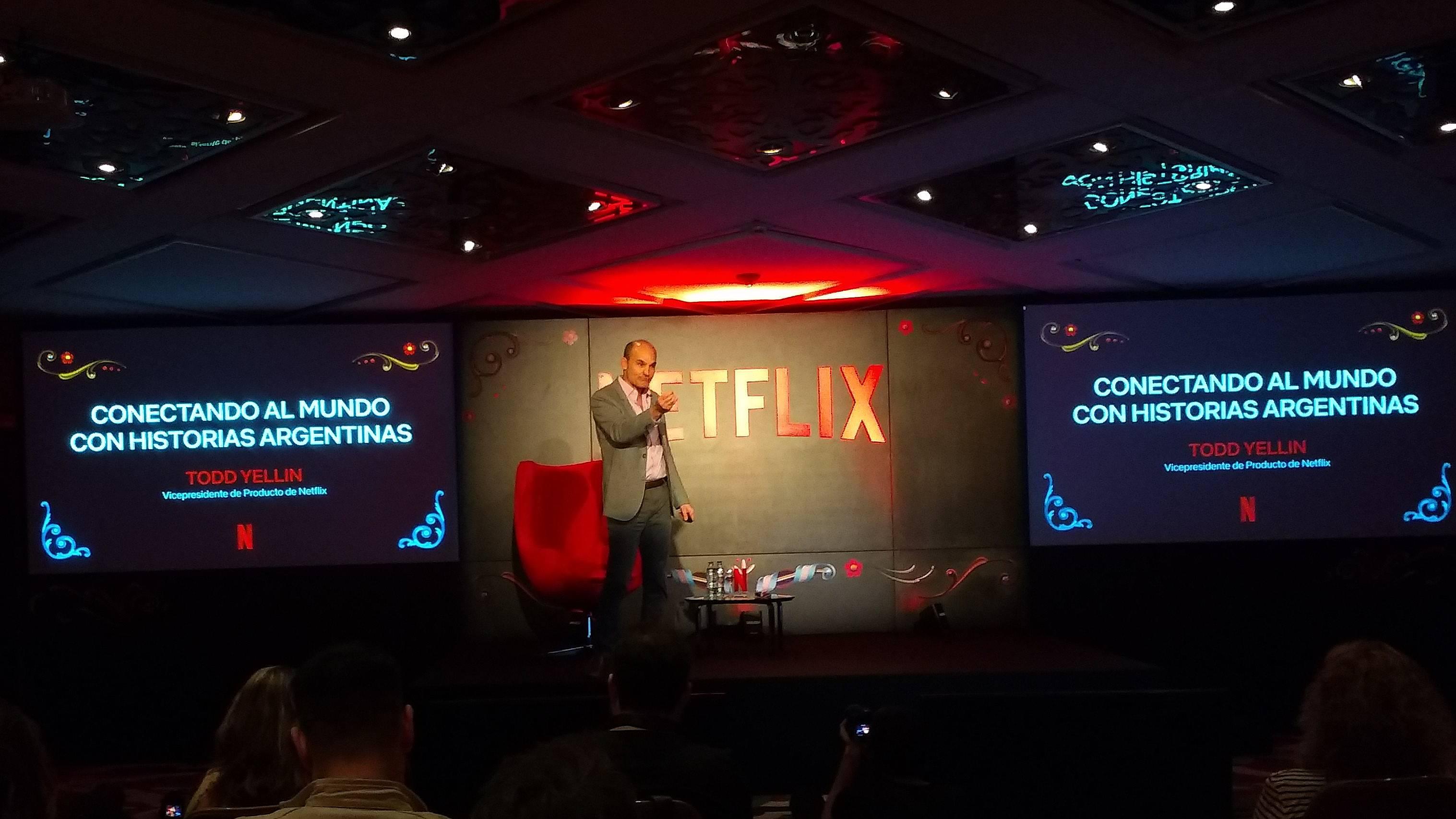 Netflix: ¿en Argentina será CheNetflix?
