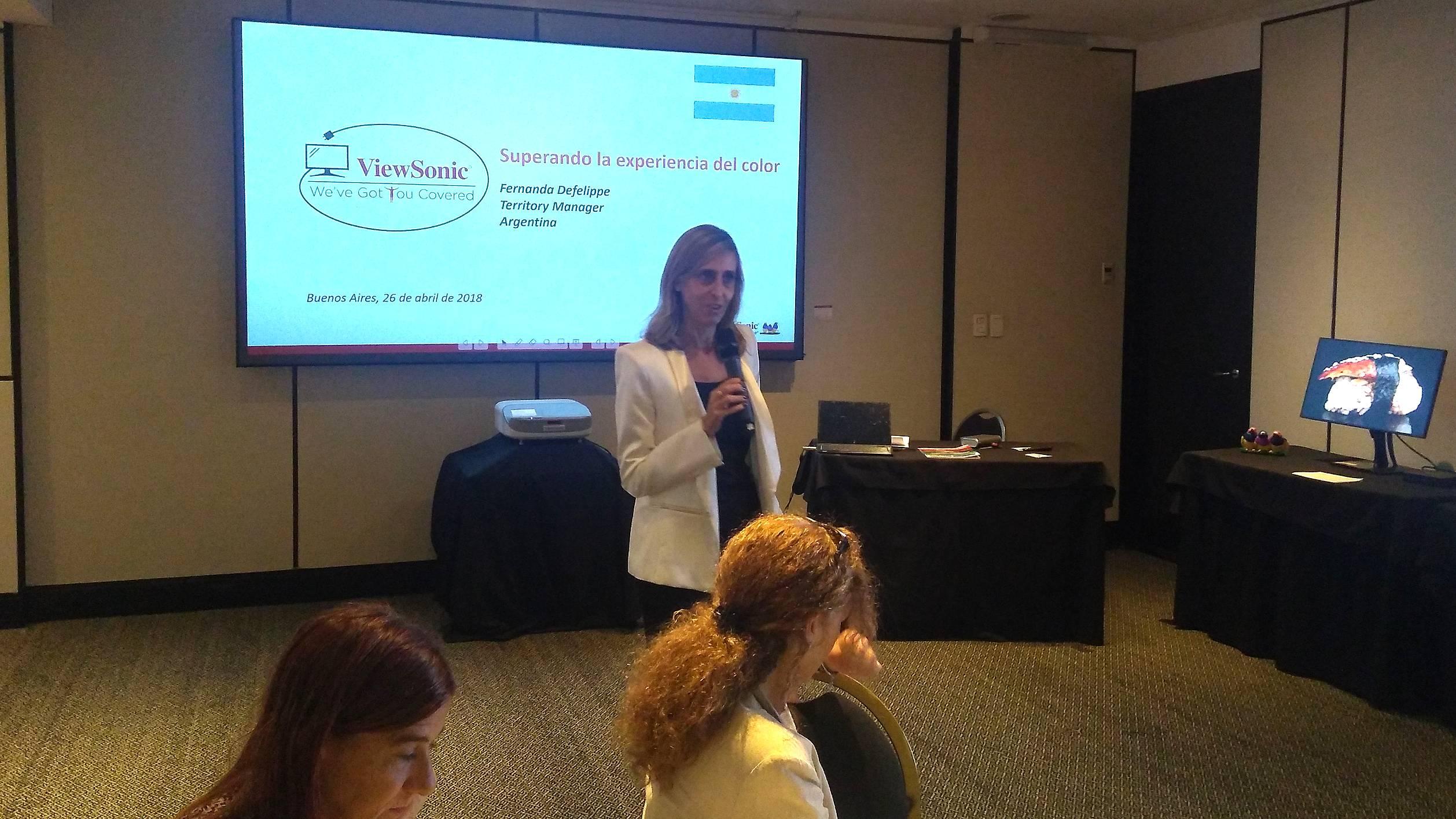 Viewsonic: Ayer, proyectores; hoy, soluciones de presentación