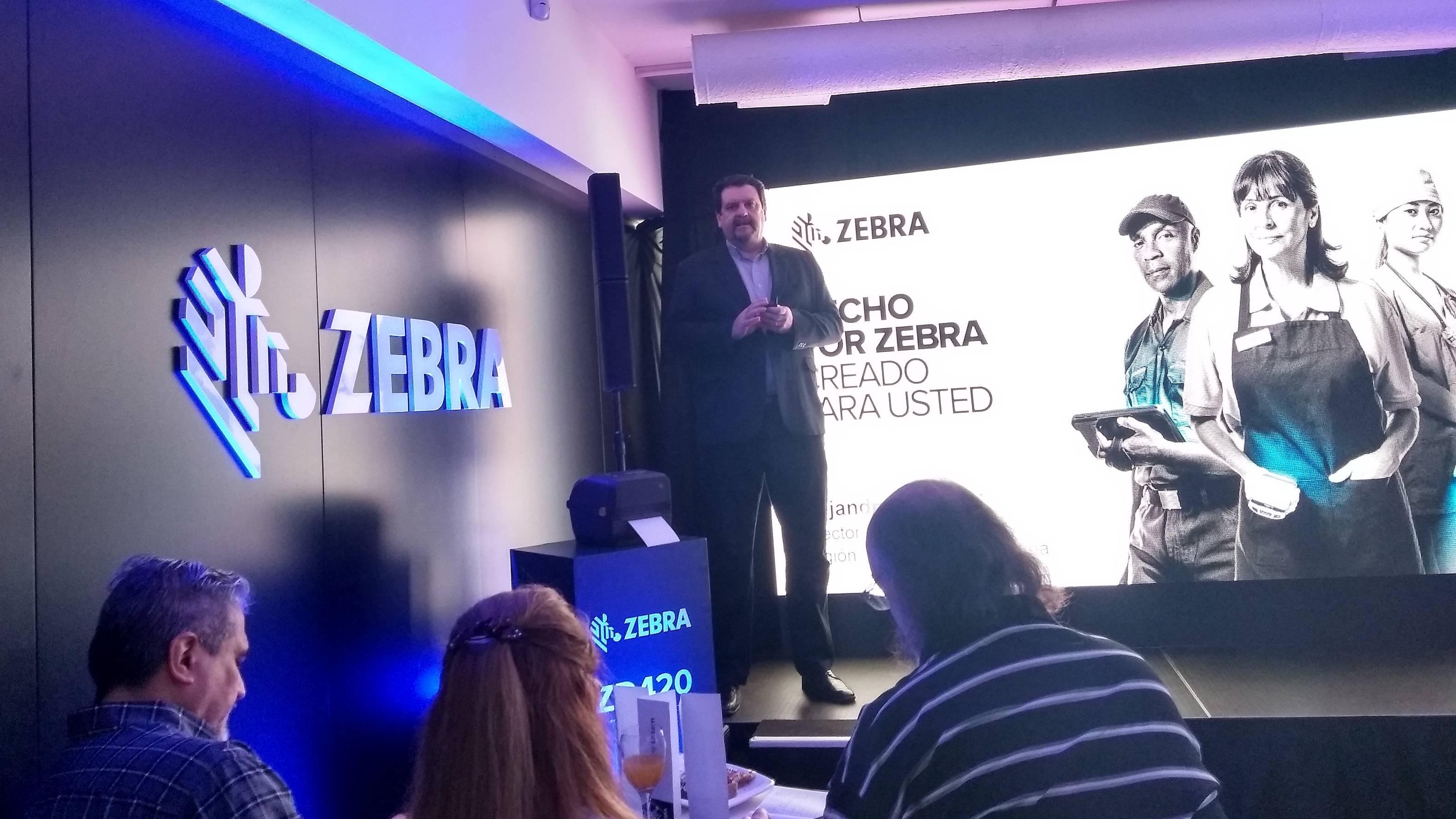 Zebra: cuando la etiqueta no es una ceremonia