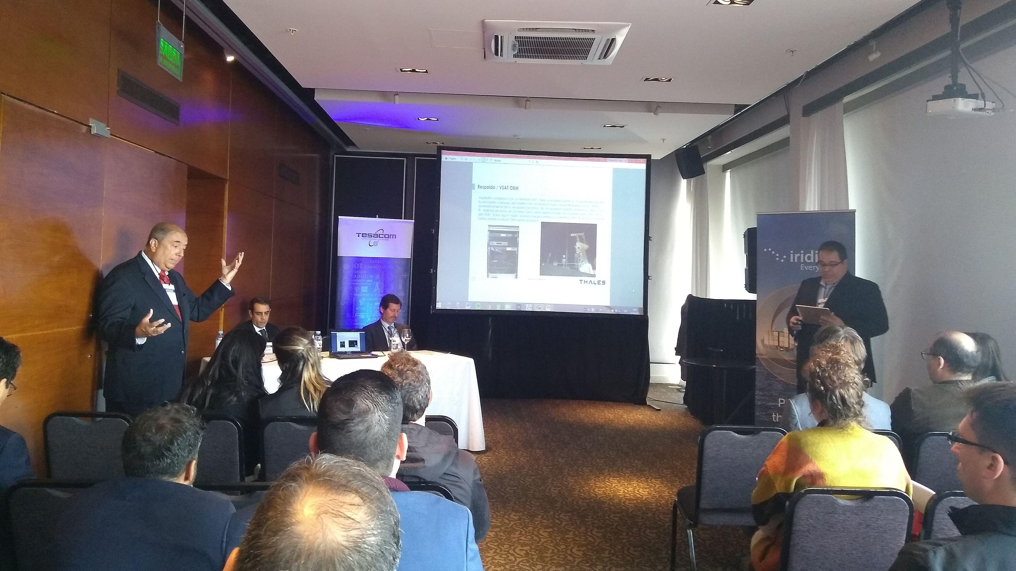 Tesacom – Iridium Certus: nuevos satélites de comunicaciones