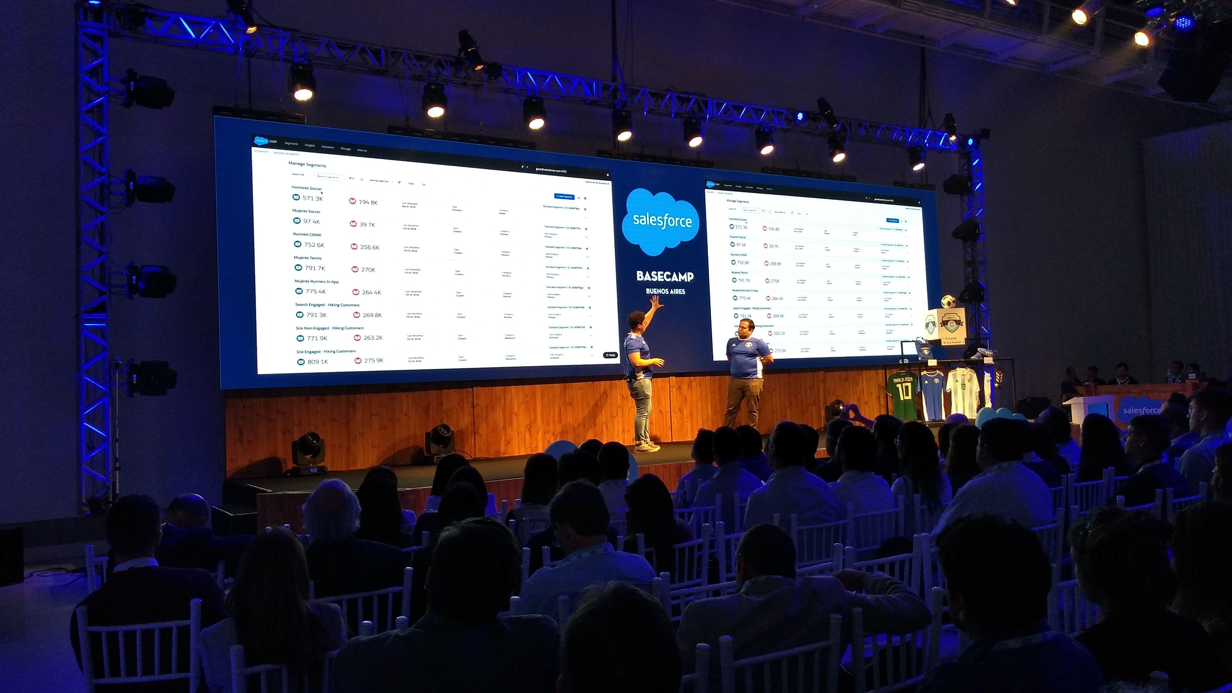 """Salesforce Basecamp 2019: """"Lo que hacemos con la tecnología nos define"""""""