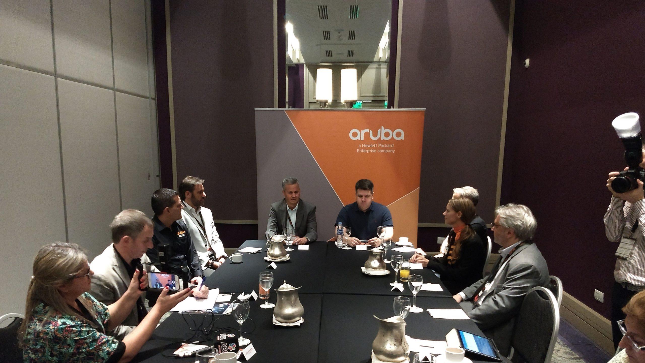 """Aruba Atmosphere: """"La seguridad es el principal obstáculo para implementar IoT"""""""