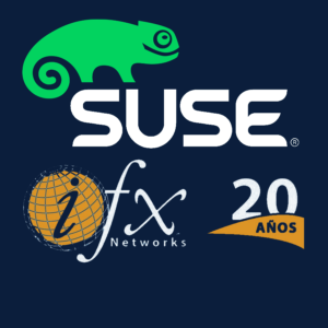 ifxnetworks SUSE logo