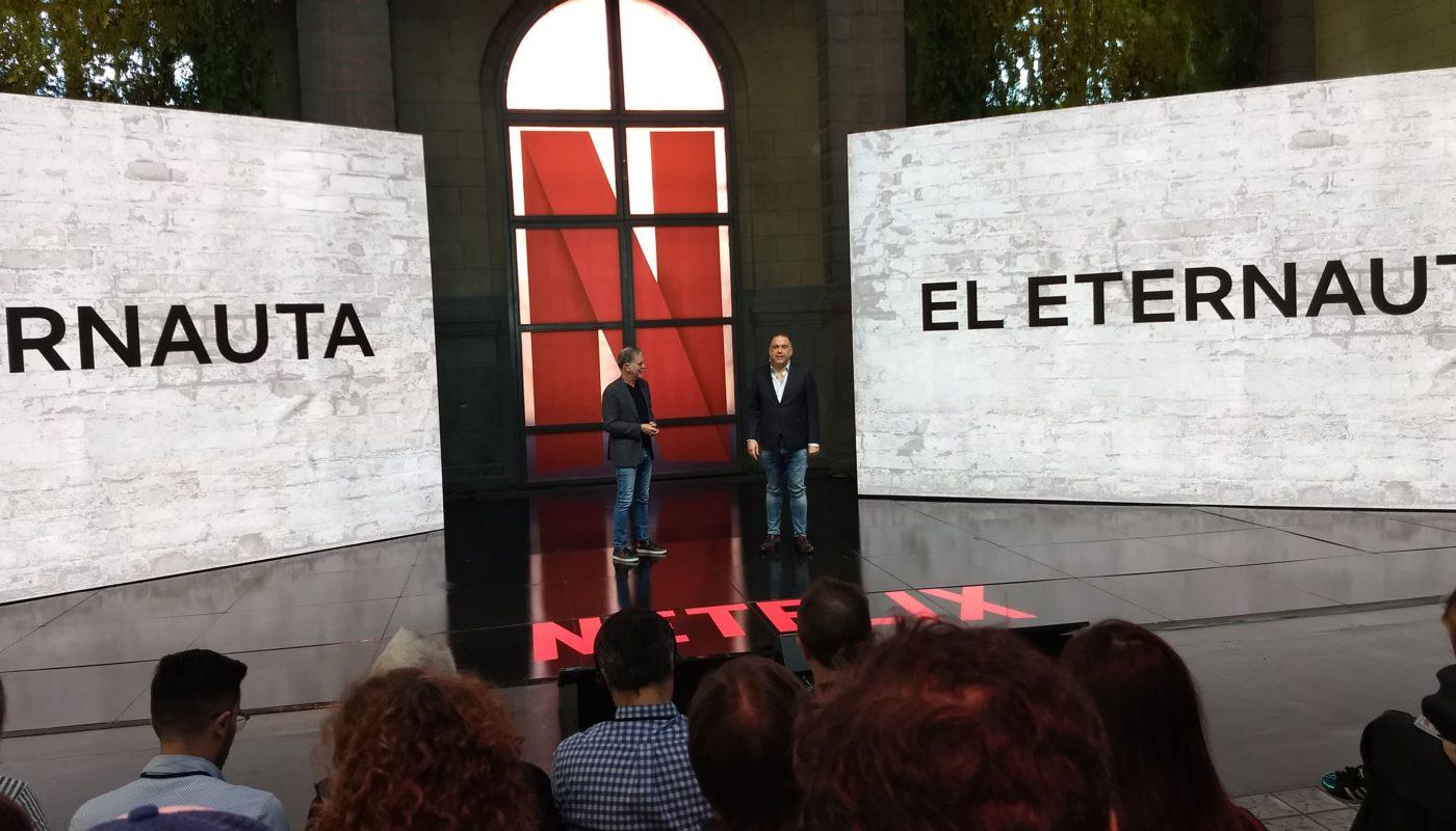 Netflix y el Eternauta